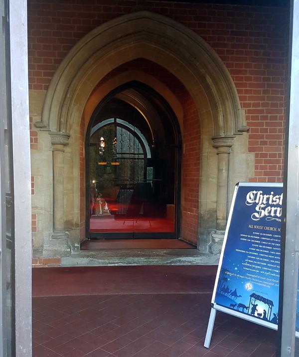 church-lobby