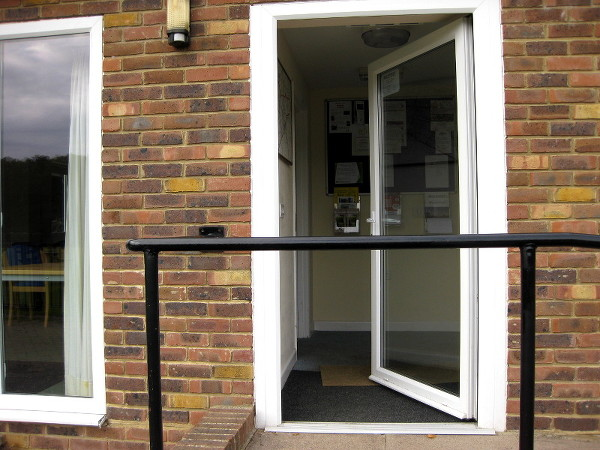 pavilion-door